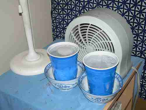 以Swamp Cooler   Homemade Air Conditioner为标题的图片