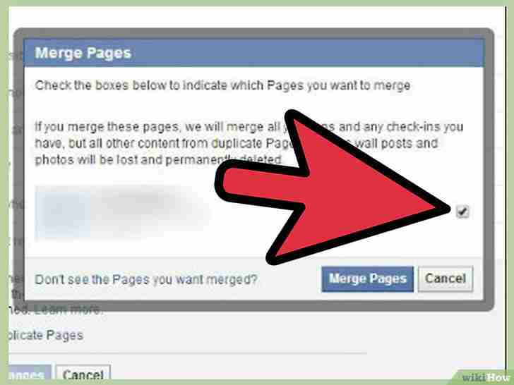 以Merge Facebook Pages Step 8为标题的图片
